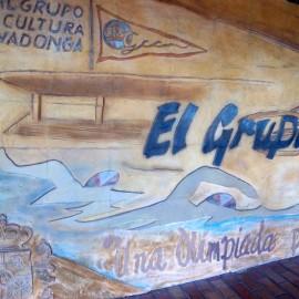 Mural para el Grupo